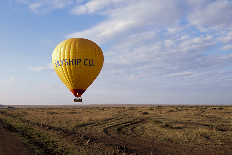 Balloon Safari 0959