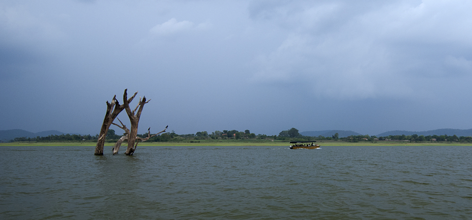 National Parks #11 – India – Boat safari in Nagarhole national park