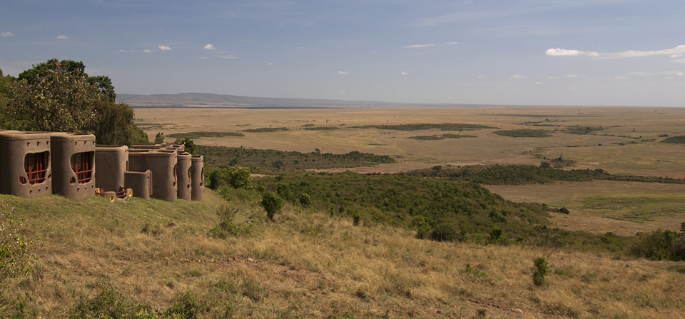 National Parks #10 – Masai Mara – View from Mara Serena