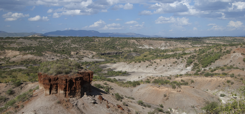 Olduvai Gorge – The cradle of mankind