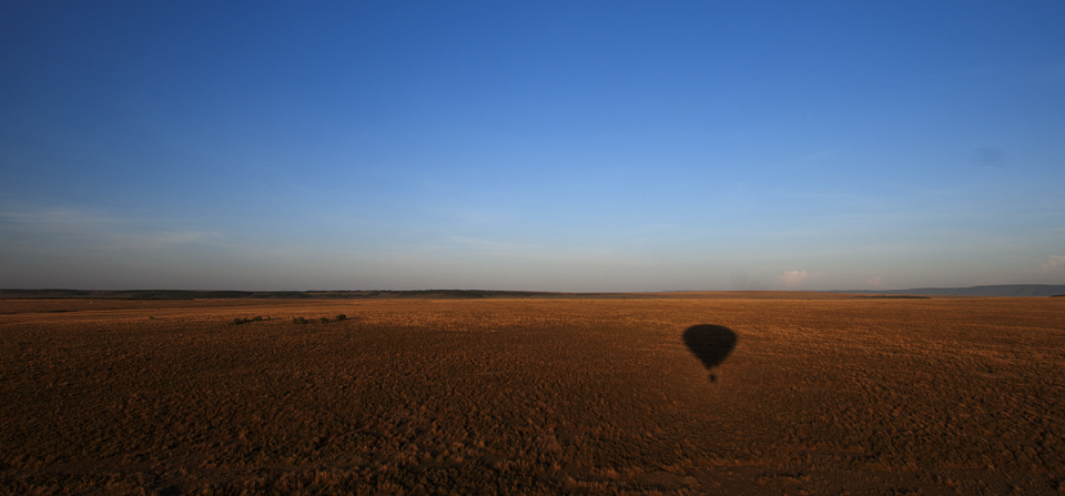 Exciting Balloon safari in Masai Mara Reserve