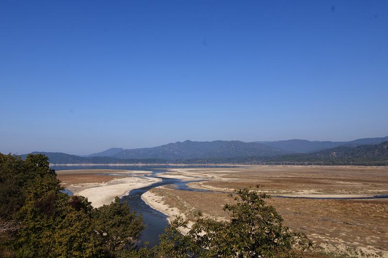 Ram Ganga Landscape