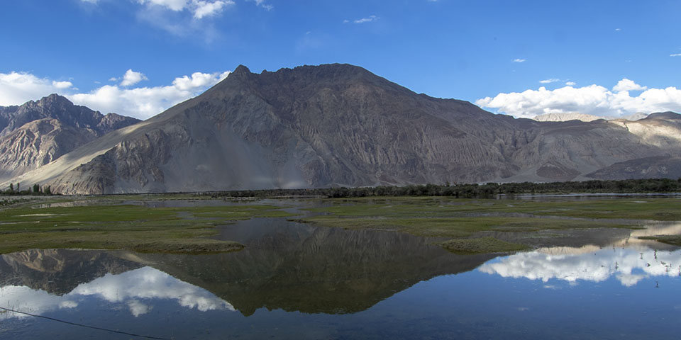 Road trip Leh – Khardungla – Nubra Valley