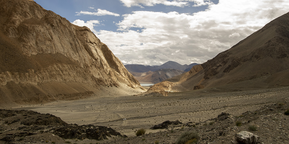 Pangong to Leh road trip