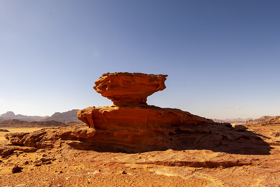 Wadi Rum – Valley of the Moon